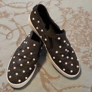 Michael Kors slip on shoes size 7.5